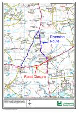 ADVANCED NOTICE OF ROAD CLOSURE - 15TH MARCH