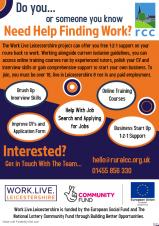 Free online training from the Work, Live, Leicestershire Project