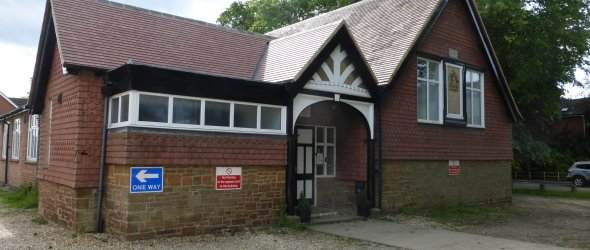 Turville Memorial Hall